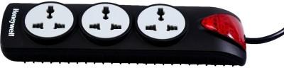 Honeywell 3  Socket Extension Boards(Black)