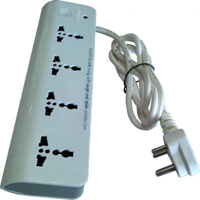 Philips-4-Socket-Spike-Surge-Protector