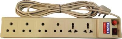 Rajdeep-Power-Strip-601-6-Strip-Surge-Protector-(4.5-Mtr)