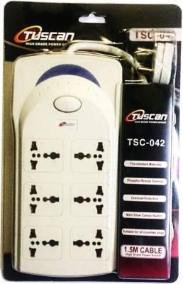 Tuscan-TSC-042-6-Strip-Spike-Surge-Protector