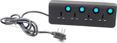 Philips-4-Strip-Spike-Surge-Protector-(Individual-Switch)
