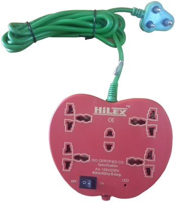 Hilex-HE-PS-6647-5-Strip-Spike-Surge-Protector