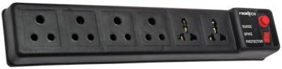 Frontech JIL 3512 6 Socket Extension Boards Black Frontech Computer Peripherals