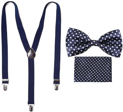 KYLON Y  Back Suspenders for Men Multicolor