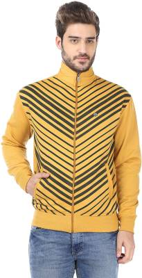 FLYING STAR Full Sleeve Solid Men's Sweatshirt