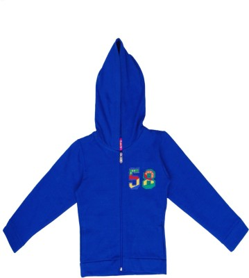 Sweet Angel Full Sleeve Self Design Girls Sweatshirt at flipkart