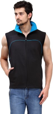 Scott International Sleeveless Solid Men