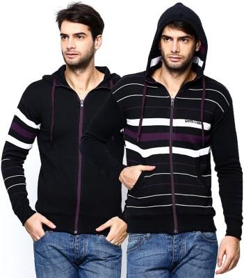 Alcis Full Sleeve Striped Men