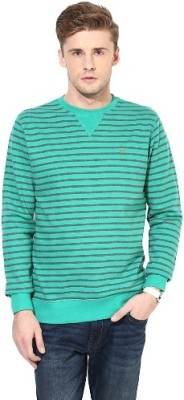 UV&W Full Sleeve Solid Men's Sweatshirt at flipkart