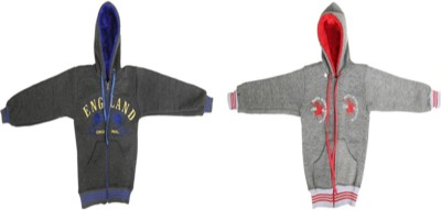 Crazeis Full Sleeve Printed Boys Sweatshirt