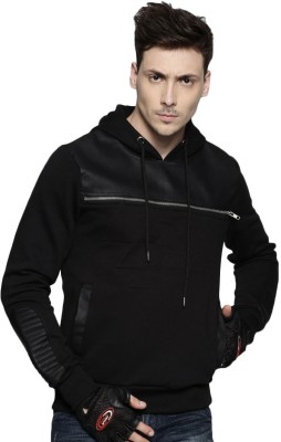 Roadster Full Sleeve Self Design Men Sweatshirt at flipkart