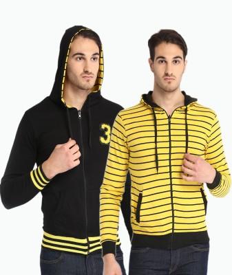 Sports 52 Wear Full Sleeve Striped Men
