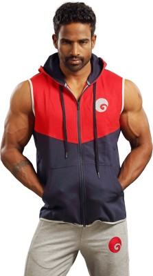 Omtex Sleeveless Solid Men