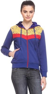EX10SIVE Full Sleeve Printed Women Sweatshirt