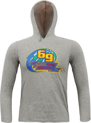 Kothari Full Sleeve Printed Boys Sweatshirt at flipkart