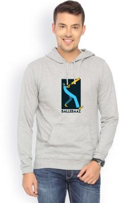 Campus Sutra Full Sleeve Solid Men Reversible Sweatshirt