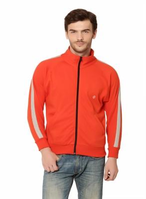 Oxolloxo Full Sleeve Solid Men Sweatshirt at flipkart