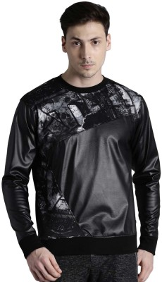 Kook N Keech Full Sleeve Printed Men Sweatshirt at flipkart