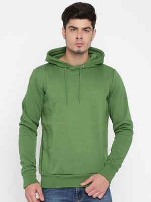 HRX by Hrithik Roshan Full Sleeve Solid Men Sweatshirt at flipkart