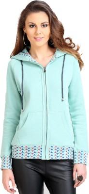 Moda Elementi Full Sleeve Solid Women Sweatshirt Moda Elementi Women\'s Sweatshirts