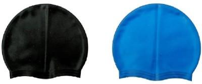 Sportshour BBL-01 Swimming Cap(Multicolor, Pack of 2)