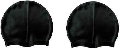 Sportshour B-02 Swimming Cap(Multicolor, Pack of 2)