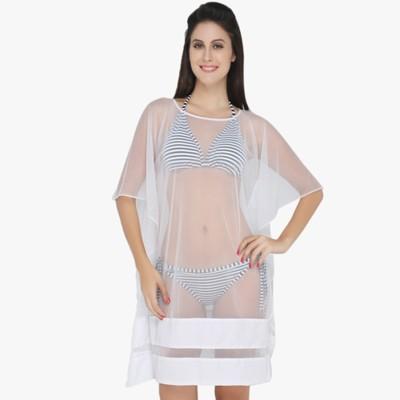 Nidhi Munim Striped Women Swimsuit Nidhi Munim Women's Swimsuits