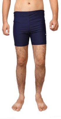 Carrel Solid Men's Swimsuit