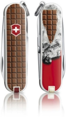Victorinox-Chocolate-8-Tool-Multi-utility-Swiss-Knife