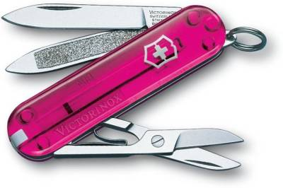 Victorinox-0.6203.T5-Classic-Rose-Edition-7-Function-Swiss-Knife