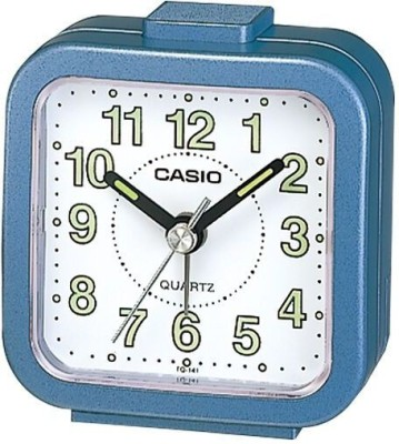 Image of Casio Analog Blue Clock