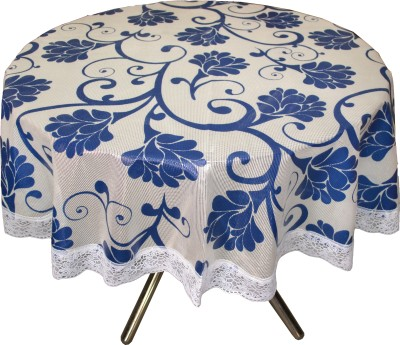 DREAM HOME Abstract 4 Seater Table Cover(Multicolor, PVC) at flipkart