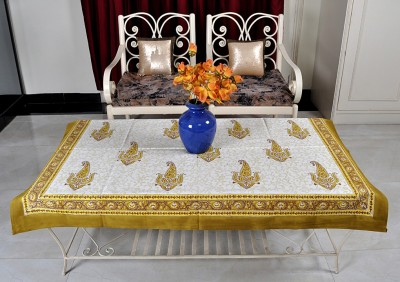 Lal Haveli Printed 4 Seater Table Cover(Multicolor, Cotton) at flipkart