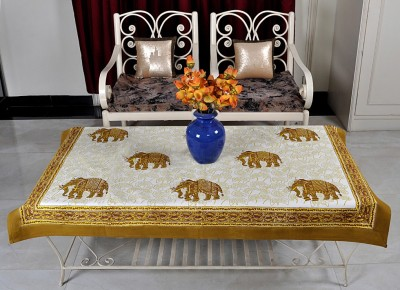 Lal Haveli Animal 4 Seater Table Cover(Multicolor, Cotton) at flipkart