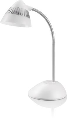 Philips Cap LED Desk Light Table Lamp(37 cm, White)  available at flipkart for Rs.1499