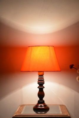 Yashasvi Decor Table Lamp(40.64 cm, Orange) at flipkart