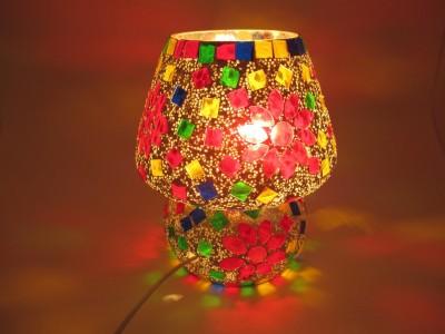 Royal Indian Craft Decorative Night Lamp(18 cm, Multicolor) at flipkart