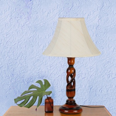 Yashasvi Francesca Khadi Table Lamp(45 cm, Porcelain) at flipkart