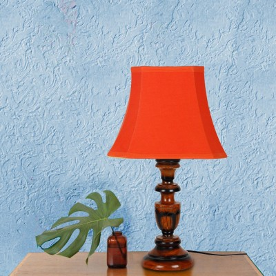 Yashasvi Orangesious Space Table Lamp(45 cm, Fire Orange) at flipkart