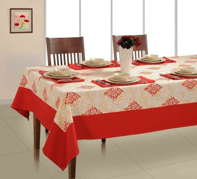 Soumya Furnishings Multicolor Organic Cotton Table Linen Set(Pack of 7) at flipkart