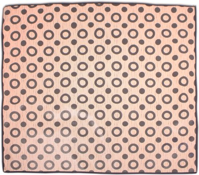Glassiano Square Pack of 1 Table Placemat(Multicolor, PVC) at flipkart