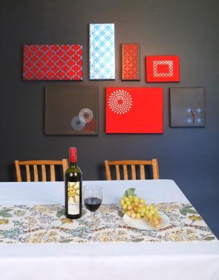 Rajrang Multicolor 185 cm Table Runner(Cotton) at flipkart