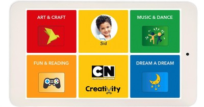 Eddy-Cartoon-Network-Creativity-Kids-Tablet,-Intel-Series-with-Bumper-Case-(16-GB)