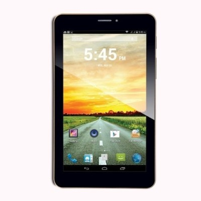 iBall Q7271-IPS20 8 GB 7 inch with Wi-Fi+3G Tablet (Gold)