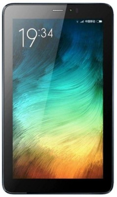 Micromax Canvas Tab 16 GB 7 inch with Wi-Fi+4G Tablet (Grey) at flipkart