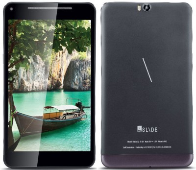 iBall Stellar A2 8 GB 7 cm with Wi-Fi+3G Tablet (Grey) at flipkart