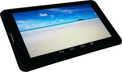 Datawind UBISLATE 7DCX 4 GB 7 inch with Wi-Fi+3G Tablet (Black) at flipkart