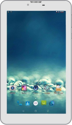 View I Kall N8 with keyboard 8 GB 7 inch with Wi-Fi+3G(White) Tablet Note Price Online(I Kall)