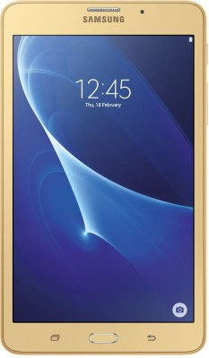 Samsung Galaxy J Max 8 GB 7 inch with Wi-Fi+4G Tablet (Gold)