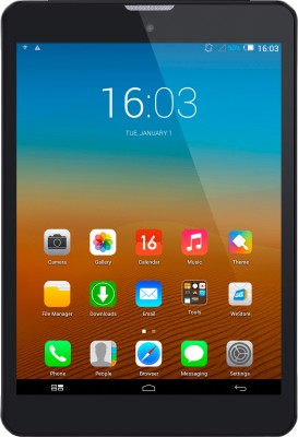 D-Link D100 Tablet(Charcoal Grey)